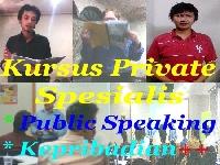 Kursus Spesialis Public Speaking Dijamin Sampai Tercipta